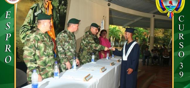 ESPRO - Escuela de Soldados Profesionales